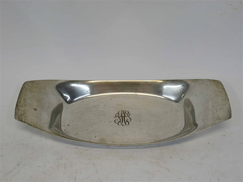 Tiffany and Co Sterling Silver Bread Tray