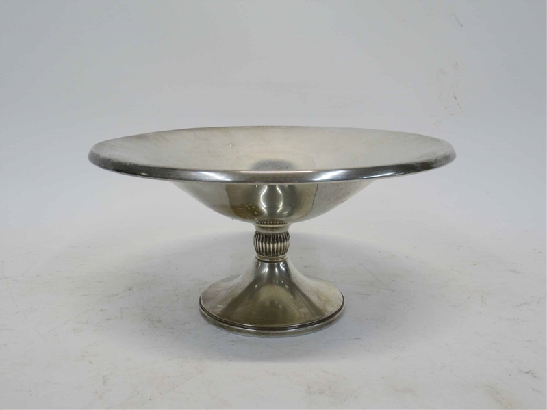 Gorham Sterling Silver Weighted Footed Compote
