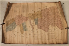 Assorted Maps of Westchester County, NY and Bronx