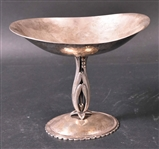 Cellini Craft Sterling Footed Compote