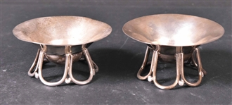 Pair of Spratling Mexican Footed Dishes