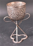 Indian Silver Standing Cup