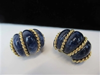 Pair of Seaman Schepps Style Ear Clips