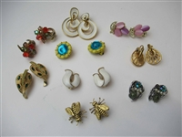 Group of Assorted Costume Necklaces and Earrings