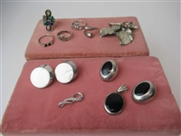 Sterling Silver Assorted Jewelry