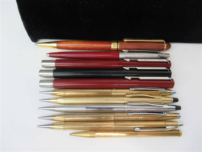 Group of Assorted Pens