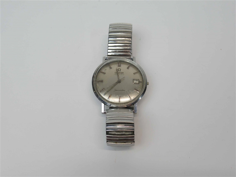 Vintage 1950s Omega Seamaster Automatic Watch
