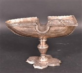 Italian Silver Footed Dish