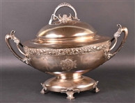 Tiffany and Co. Sterling Silver Tureen
