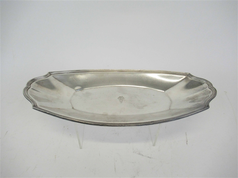 Reed & Barton Sterling Silver Serving Tray