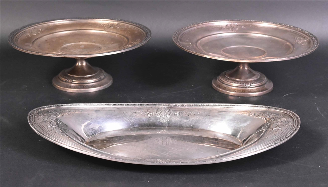 Redlich Sterling Silver Table Items
