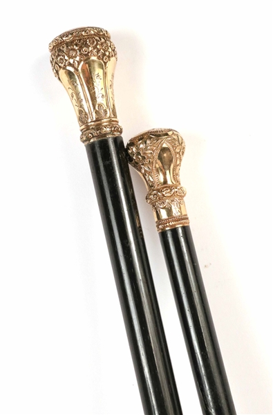 Knights of Minneapolis Vintage Walking Sticks