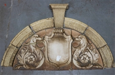 Multi-Piece Architectural Terracotta Frieze
