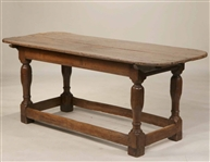 Jacobean Oak Refectory Table