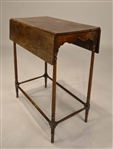 George III Mahogany Spider-Leg Drop Leaf Table
