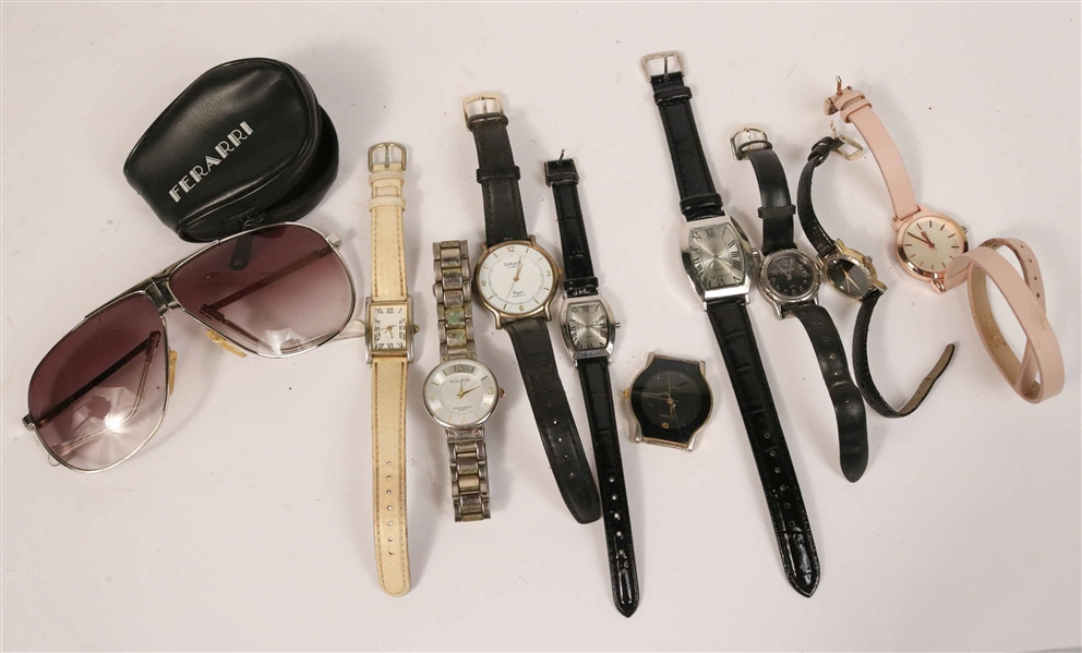 Group of Ladies Watches