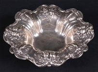 Reed and Barton Francis I Sterling Footed Bowl