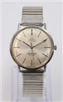 Stainless Steel Omega Seamaster Deville Watch