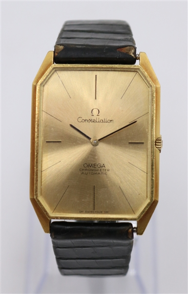 Omega oversized 18K 1968 Constellation Watch
