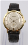 Vintage Longines 14K Mens Dress Watch