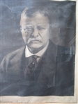Theodore Roosevelt and Thomas Johnson Engravings