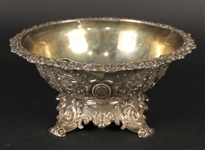 Continental Silver Centerpiece Bowl