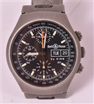 Bell & Ross Titanium Space Two Wristwatch