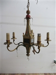 5 light Moroccan Style Hanging Chandelier