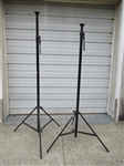 Pair of Manfrotto Autopole 5994B Pro Stands