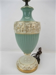 Vintage Porcelain Table Lamp