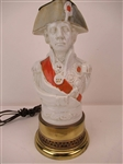 Napoleon Decanter Mounted as Lamp
