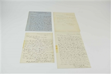 Group of Assorted Slave Documents