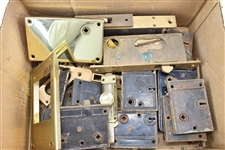 Group of Assorted Mortise Locks